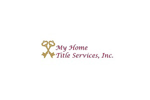 My Home Title